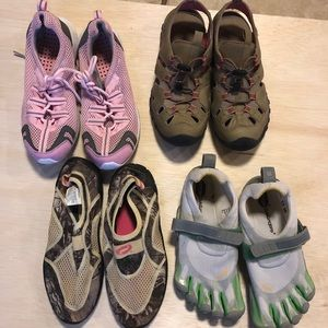 Water shoes ALL FOR $25